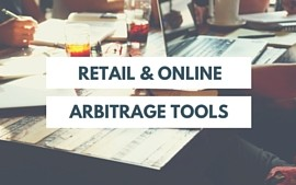 <center><b>14 Game Changing Retail & Online Arbitrage Tools</b></center>