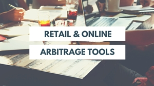 <center><b>14 Game Changing Retail &#038; Online Arbitrage Tools</b></center>