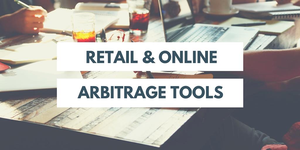 Retail & Online Arbitrage Tools