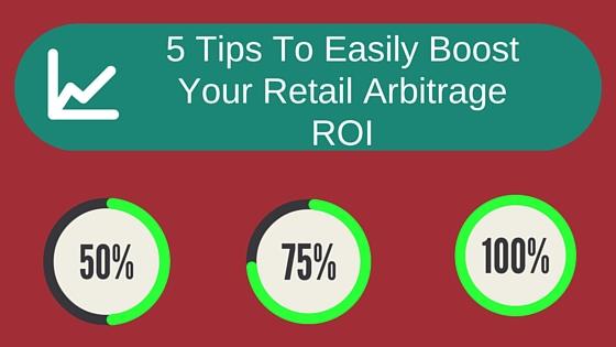 Boost Your Retail Arbitrage ROI