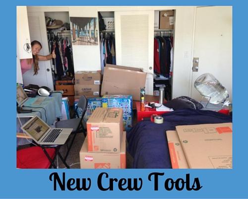 new crew tools