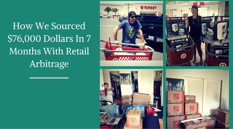 Sourcing With Retail Arbitrage